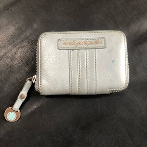 Handbags - Marc by Marc Jacobs mini light blue wallet
